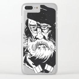 Garibaldi Clear iPhone Case