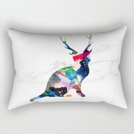 Cantlers Watercolour Rectangular Pillow