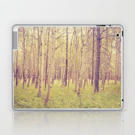 Let's get lost Laptop & iPad Skin