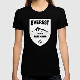 mount everest base camp T-shirt