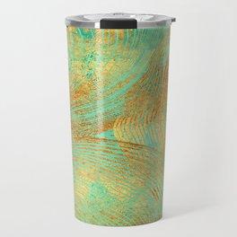 Jungle Theorem Abstract II Travel Mug