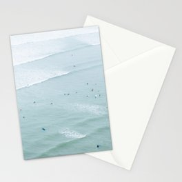 Tiny Surfers from the Sky 2, Lima, Peru Stationery Cards