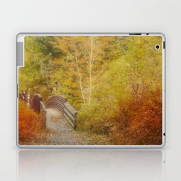 Golden Dreams Laptop & iPad Skin