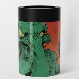 Vintage Cthulhu Can Cooler