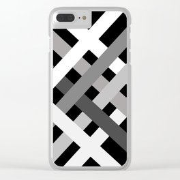 BNW Criss Cross Clear iPhone Case