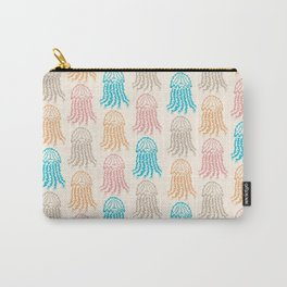 Pastel Marine Pattern 02 Carry-All Pouch