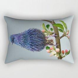 Proud Bird Rectangular Pillow