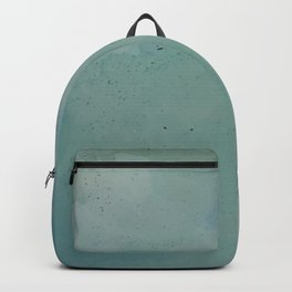 Watercolour Lagoon Backpack