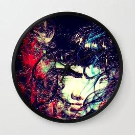 Jolie Moly Wall Clock
