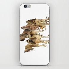 Hounds iPhone & iPod Skin