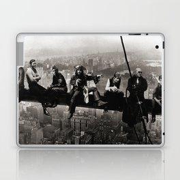 Captains atop a Skyscraper Laptop & iPad Skin