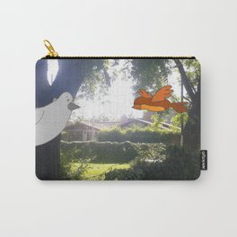 Happy Flying Carry-All Pouch
