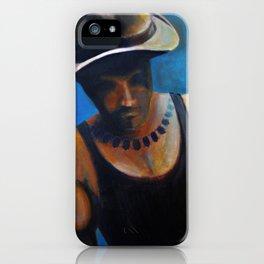 The Duke iPhone Case