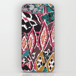 Geometric Pattern iPhone Skin