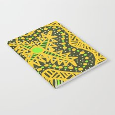 Doodle 16 Yellow Notebook