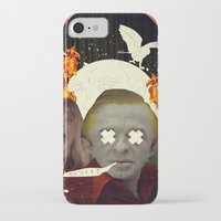 annie hall iPhone & iPod Cases featuring Annie? by Alec Goss