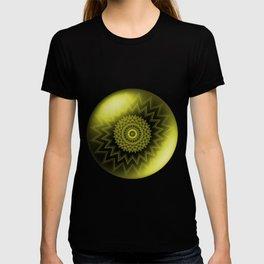 Solar Plexus Yellow Chakra T-shirt