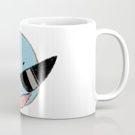 Squirtle with sunglasses Coffee Mug