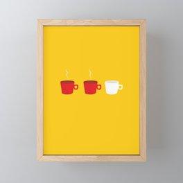 Life Force Framed Mini Art Print
