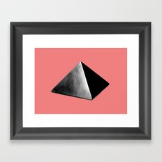 Ladies' bathroom 3D Framed Art Print