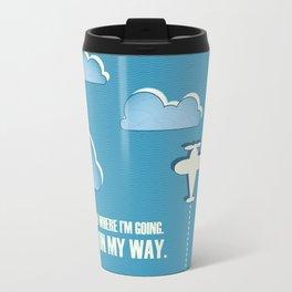 On My Way Travel Mug