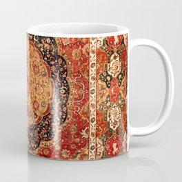Seley 16th Century Antique Persian Carpet Coffee Mug