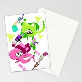Splatoon 2 - Squid vs Octo Stationery Cards