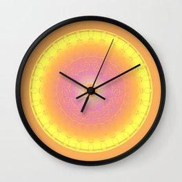 Rima-manda 3 Wall Clock