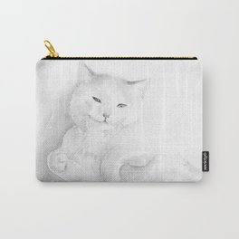 Playful Cat I Carry-All Pouch