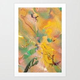 The Bringer Of Angels Art Print