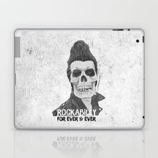 Rockabilly for ever & ever Laptop & iPad Skin