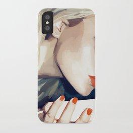phone sex iPhone Case