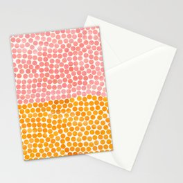 dance 4 Stationery Cards