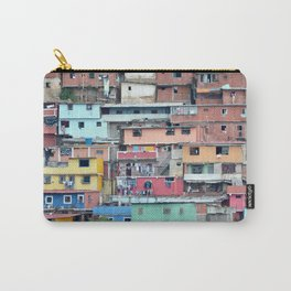 Venezuelan Tetris Carry-All Pouch