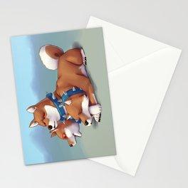 Cerberus Stationery Cards
