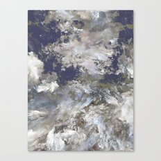 Particular Clouds Canvas Print