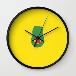 doop Wall Clock