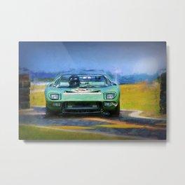 Ford GT40 Targa Florio Roadster Metal Print