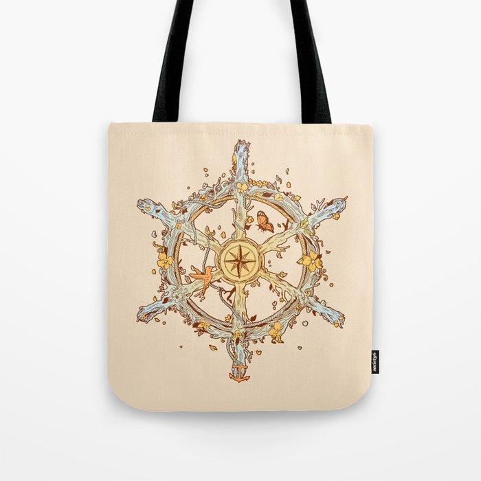 A Life Full of Adventures Tote Bag