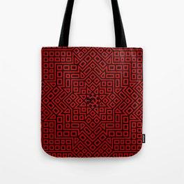 Chaos Communism- Leveled Details Tote Bag