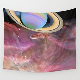 What a planet Wall Tapestry