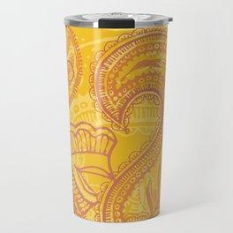 Paisley Juice Travel Mug