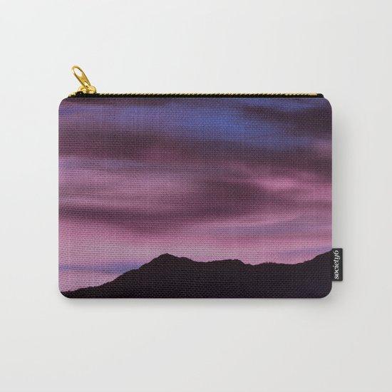 SW Rose Quartz Sunrise Carry-All Pouch