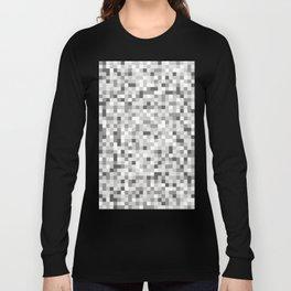 8bit texture Long Sleeve T-shirt