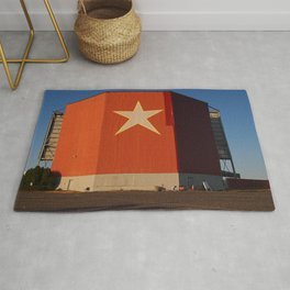 The American drive-in Rug