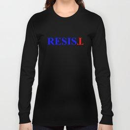 RESIST Banner Long Sleeve T-shirt