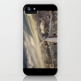 Kennedy tower Iberia 6253 iPhone Case