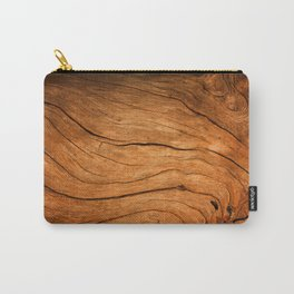 Wood Texture 99 Carry-All Pouch
