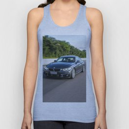 BMW 435i LIGHTS Unisex Tank Top