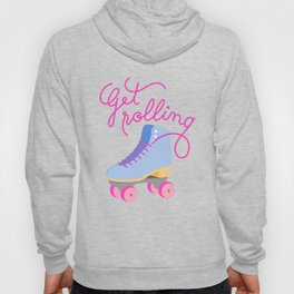 Get Rolling (Yellow Background) Hoody